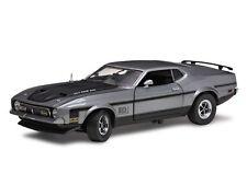 1971 Mustang Mach 1 SILVER 1:18 scale Sun Star 3607