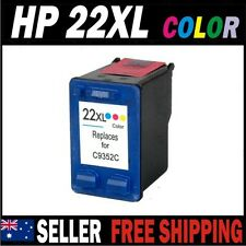 1x Color Ink for HP 22 22XL C9352CA Deskjet D1400 D1460 D1560 D2360 D2400  D2460