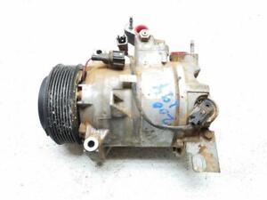 09-19 Nissan 370Z AC Compressor VQ37VHR OEM 92600 1CB0B