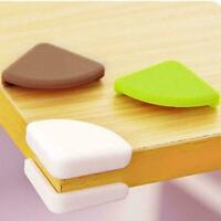 10x Kantenschutz Eckschutz Ecken Schutz Kinder Baby Sicherheit Möbel Tisch Gummi