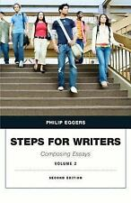 Steps for Writers II: Composing Essays (2nd Edition) (Penguin Academics) by Phi