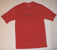 O'Neill Short Sleeve Red Athletic T-Shirt M K#6980