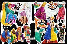 # GLANZBILDER # MLP 1972, spielende Kinder, wunderschöner Bogen !