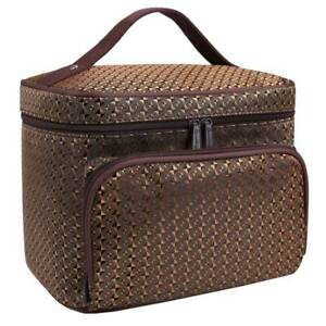 Womens Cosmetic Makeup Case Travel Wash Toiletry Bag Organizer Storage Handbags