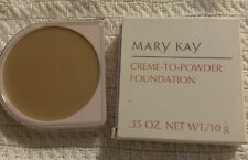 Mary Kay CREME TO POWDER Foundation BEIGE 3 Discontinued NIB 3106