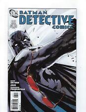Detective Comics Batman # 881 Regular Cover NM- DC  Snyder Final Issue 2011
