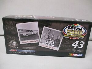 Action 2008 Richard Petty Blue D500 50th 1964 Plymouth Belvedere 1/24