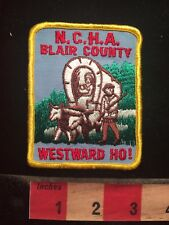 NCHA BLAIR COUNTY WESTWARD HO! Pennsylvania Patch Camper & Hiker 79XX