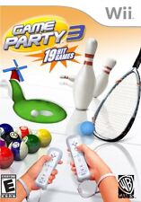 Game Party 3 - Nintendo  Wii Game