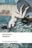 Sanditon by Jane Austen 9780198840831 | Brand New | Free UK Shipping