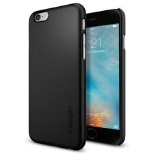 SPIGEN iPhone 6 6s funda de móvil, funda protectora, funda Core Thin fit Black negro