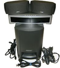 Bose 3-2-1 Series II DVD Home Entertainment System AV/PS Media Center Subwoofer