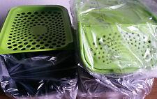 Tupperware Zwiebellager und Kartoffellager NEU