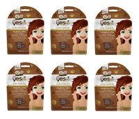 Yes To Coconut Ultra Hydrating Coffee 3 in 1 Mask, Scrub, Cleanser (6 Pack)