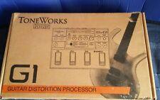 Korg toneworks guitar distortion processor.UK POSTAGE ONLY.FINAL OFFER