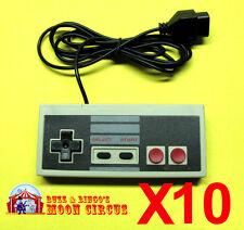 Lot of 10 New Nintendo Original NES Console Gamepad Controllers