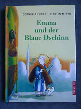 Cornelia Funke   -    Emmma und der Blaue Dschinn
