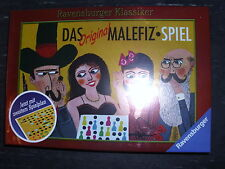 Ravensburger Klassiker Das Original Malefiz Spiel