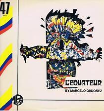 LP EQUATEUR BY MARCELO ORDONEZ