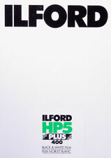 PLAN-FILM 5x7 NOIR & BLANC - ILFORD HP5+ 400 ISO - 25 PLAN-FILM
