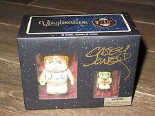 "Disney Vinylmation Star Wars Weekends 2014 LE SIGNED 3"" Dagobah Luke & Jr. Yoda"
