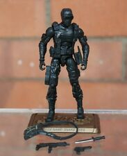 Action force/Gi JOE Hall of heroes snake eyes version One Complet 25th moderne