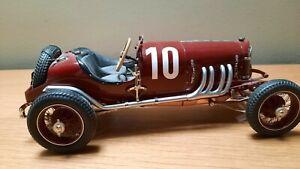 CMC 1:18  Diecast - M-048 Mercedes Targa Florio 1924.  Certificate no 12661