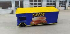 The Spammobile Spam Die-cast Toy Truck Hormel Meat 2002 Promo Van Car Bus Blue
