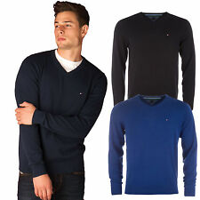 Tommy Hilfiger V Neck Casual Shirts & Tops for Men