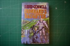 Ironhand's Daughter: Bk.1 Hawk Queen - David Gemmell: 1st 1995 HB DJ VGC