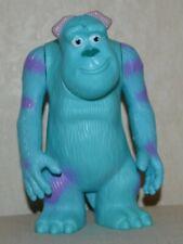 2001 McDonalds Disney Monsters Inc. Sulley Toy Figure