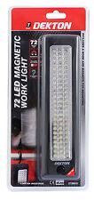Ultrabright 72 Led lámpara lámpara de inspección Magnético trabajo tienda ligera Antorcha