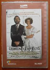 Crimen Ferpecto [DVD caja fina] Álex de la Iglesia, Guillermo Toledo ¡¡NUEVO!!