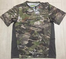 Under Armour Tech Hunting Shirt Ridge Reaper Forest  Size L