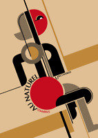 EXHIBITION BAUHAUS WEIMAR ICON GERMANY STRIPPED AU NATURAL