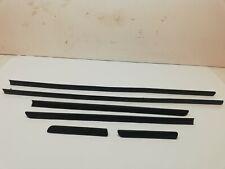 BMW 3er E46 Limousine Stoßleiste Stossleiste Türleiste Leiste Set 8208452  (08)