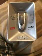 BRAUN Cruzer3 MENS SHAVER & BEARD TRIMMER 3-in-1 NEW (cruzer 3 face) 2865 Z50
