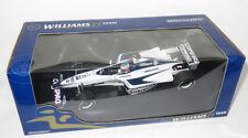 Williams Plastic Diecast Formula 1 Cars