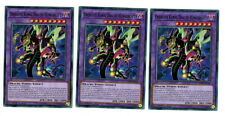 3 x Supreme King Dragon hungergift ledd-dec26, Mint, Common, Playset, German