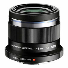 Fixed/Prime Telephoto Lenses for Olympus Cameras