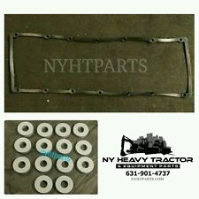 1095308 109-5308 Gasket Oil Pan W/ Isolators C12 Replacement CAT C10 7C8296 3176