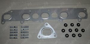 Exhaust Manifold Gasket Repair Kit Fit Land Rover Discovery 2 Defender TD5