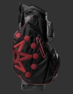 NEW 2020 SCOTTY CAMERON LAS VEGAS EXPLORER BLACK RED GRAY CIRCLE T CART BAG