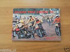 GRAND PRIX MOTOCROSS 1970 GP SEASON RACES 250 CC,500 CC DUTCH BOOK,GP MACHINES