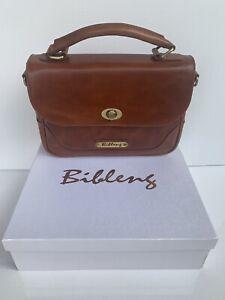 Bibleng Genuine Leather Bag Handmade. +Dust Bag And Box