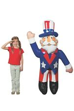 Large Inflatable Uncle Sam (Over 5 feet Tall) Fourth of July, Memorial Day (a)