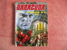 BARACUDA mensuel N° 7 1968 BD PETIT FORMAT 128 Pages bande dessinée jeunesse