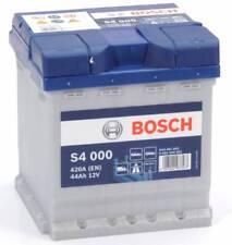 Batteria auto BOSCH S4000 44AH 420A cod. 0092S40001 Battery