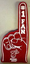 Miami Heat Foam Finger - #1 Fan - NEW - NBA - Great for game day