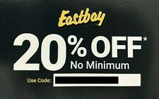 Eastbay 20% Coupon No Minimum 10/19